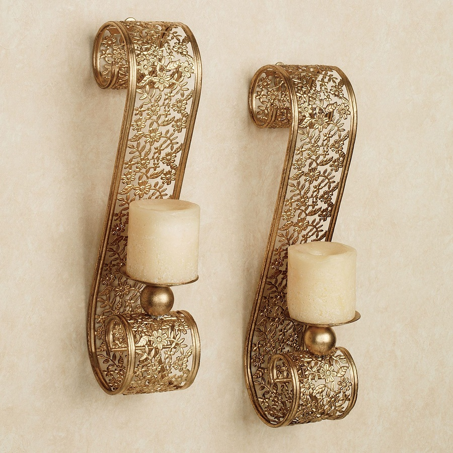Image of: Decorative Wall Sconces Modern