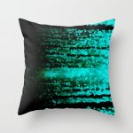 Deep Teal Throw Pillows