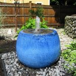 Disappearing Fountain Basin