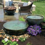 Disappearing Fountain Basin Outdoor