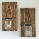 Diy Candle Holder Sconces