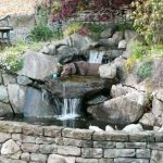 Dog Water Fountain Outdoor Garden