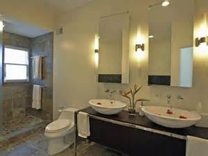 Image of: Double Bathroom Sconces Brushed Nickel