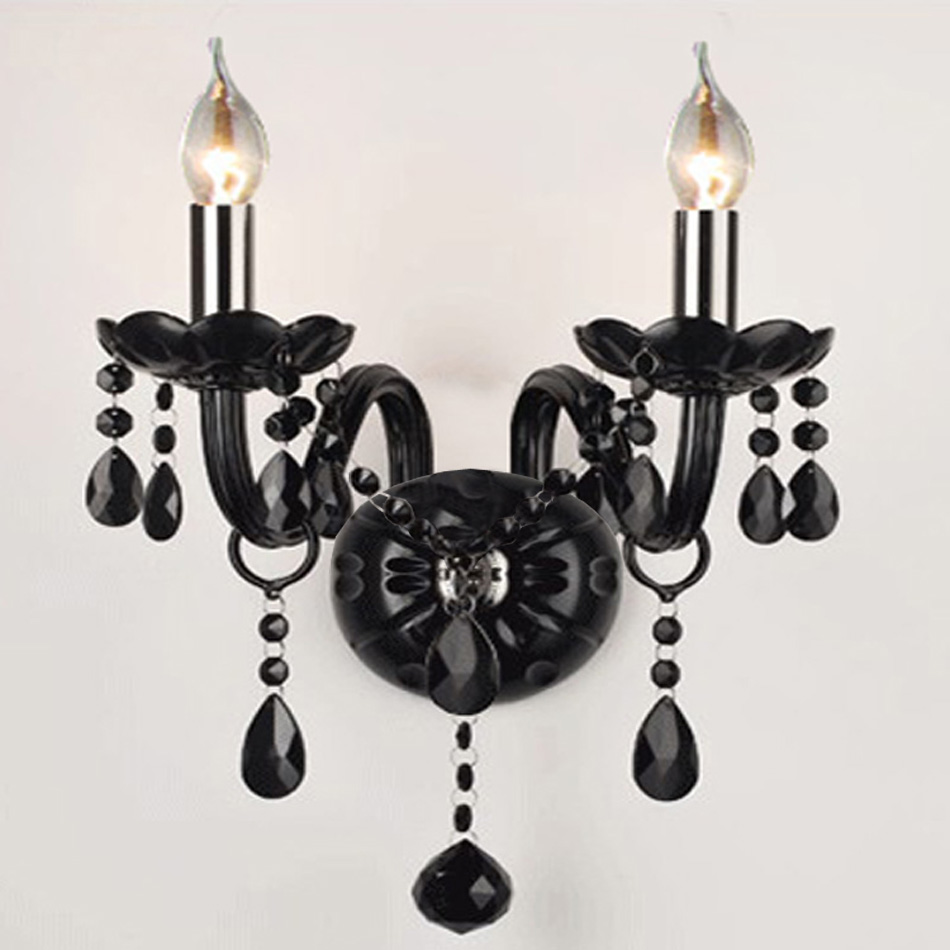 Image of: Double Wall Sconce Style