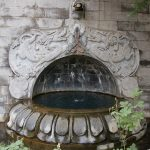 Dragon Water Fountain Modern