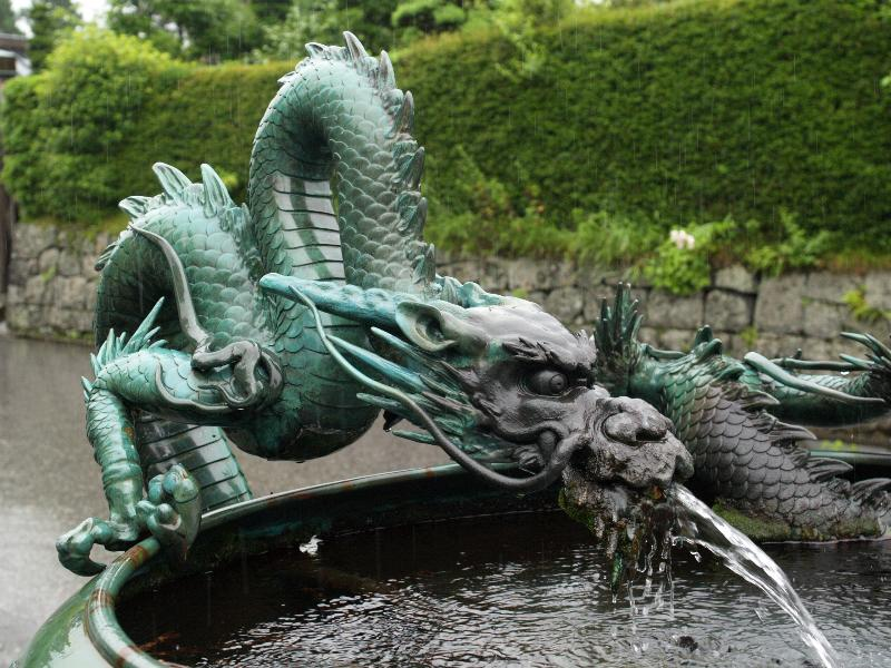 Image of: Dragon Water Fountain Review