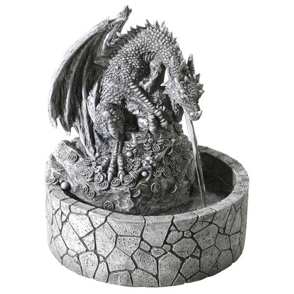 Image of: Dragon Water Fountain Small