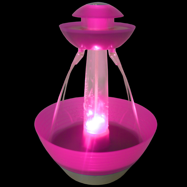 Image of: Drink Fountains for Parties Pink