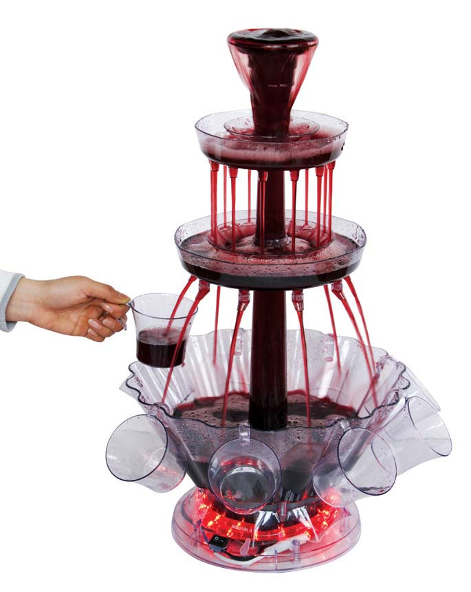 Image of: Drink Fountains for Parties Unique