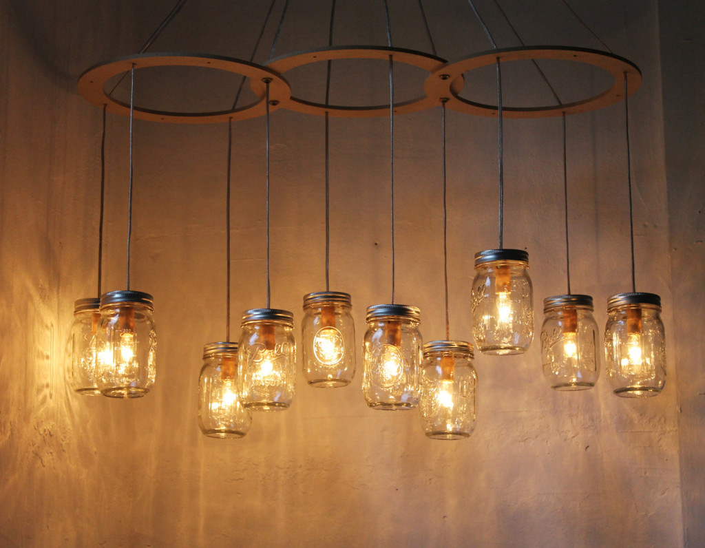 Image of: Edison Bulb Wall Sconce Lights