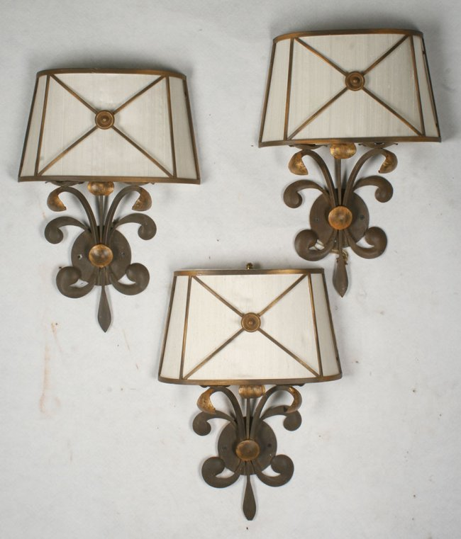 Image of: Electric Wall Sconces Design