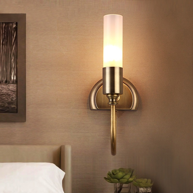 Image of: Elegant Hardwired Wall Sconce