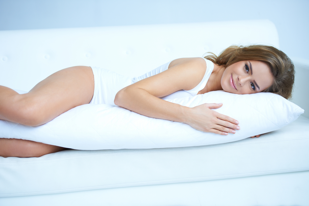 Image of: Elegant Pregnancy Pillow