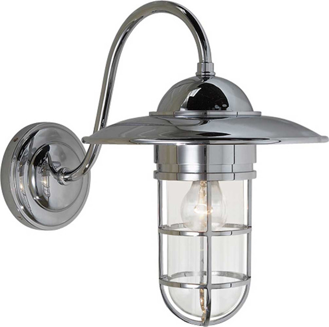 Image of: Exterior Sconce Lights Bulb