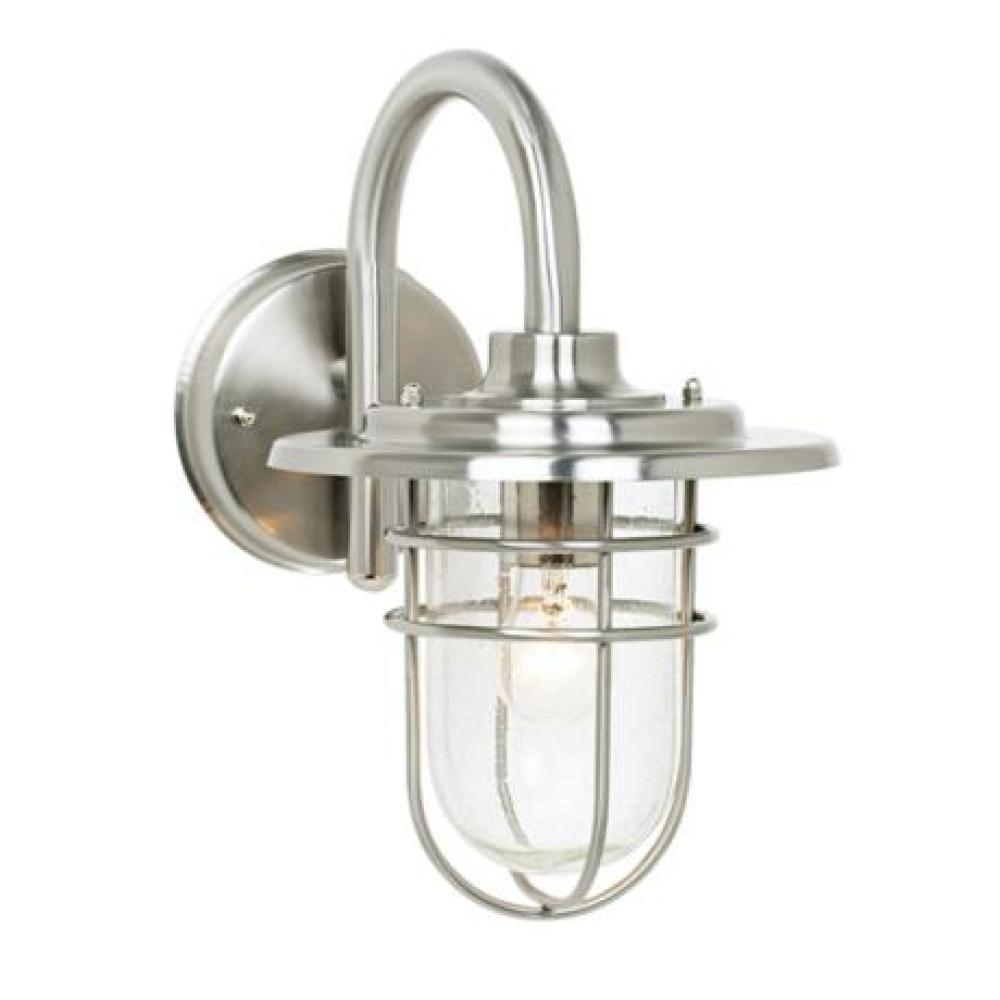 Image of: Exterior Sconce Lights Metal