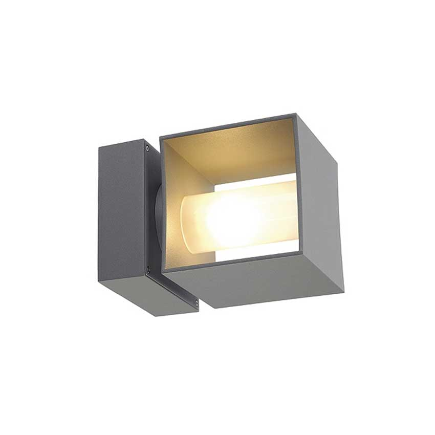 Image of: Exterior Sconce Lights Small