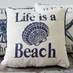 Navy Throw Pillows Ideas