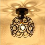 Famous Ceiling Sconce