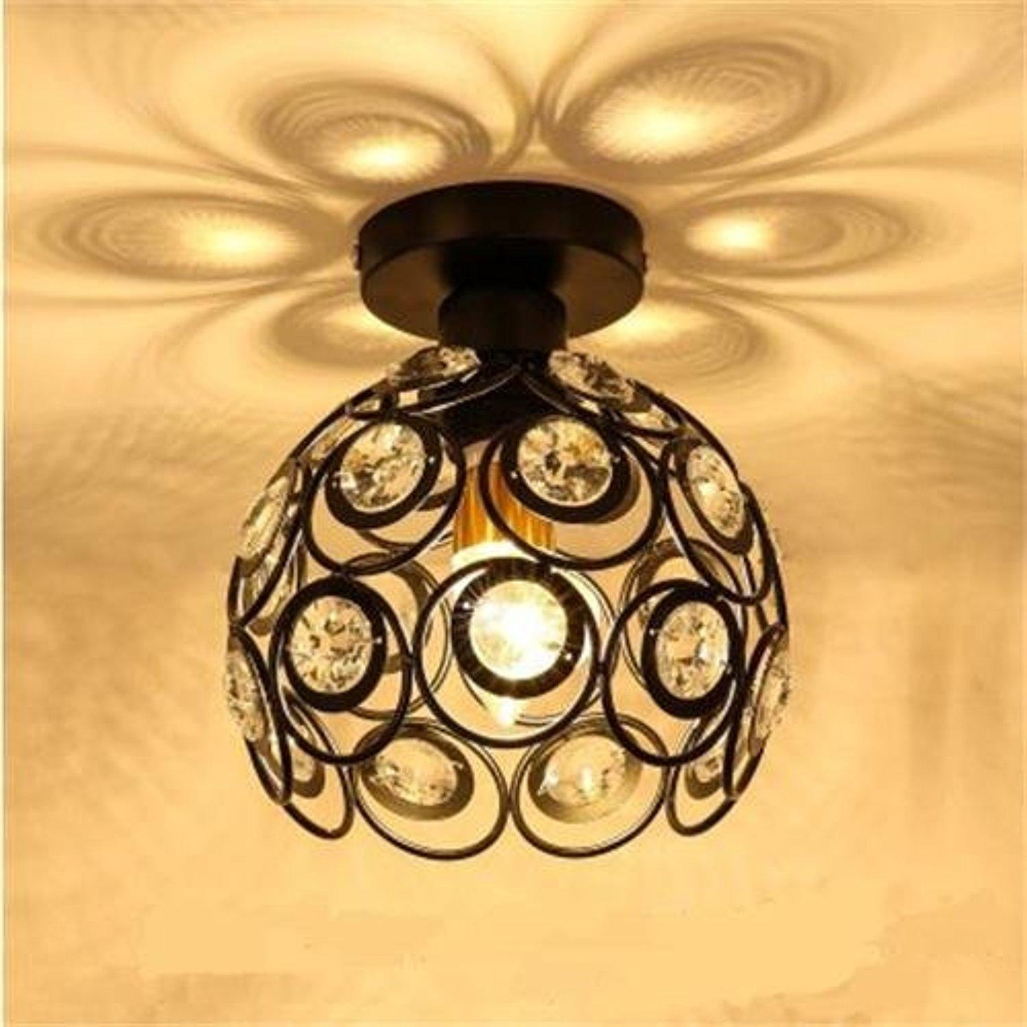 Image of: Famous Ceiling Sconce
