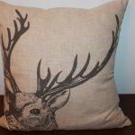 Famous Stag Pillow