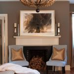 Fireplace Sconces Bed