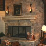Fireplace Sconces Candle Ideas