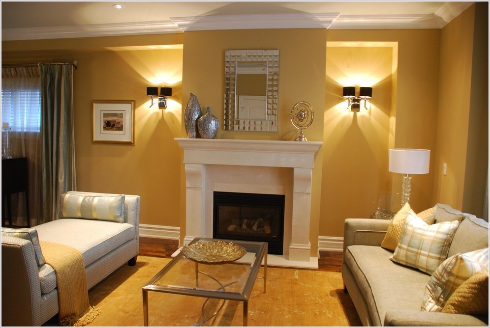 Image of: Fireplace Sconces Models