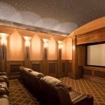 Fixture Home Theater Wall Sconces
