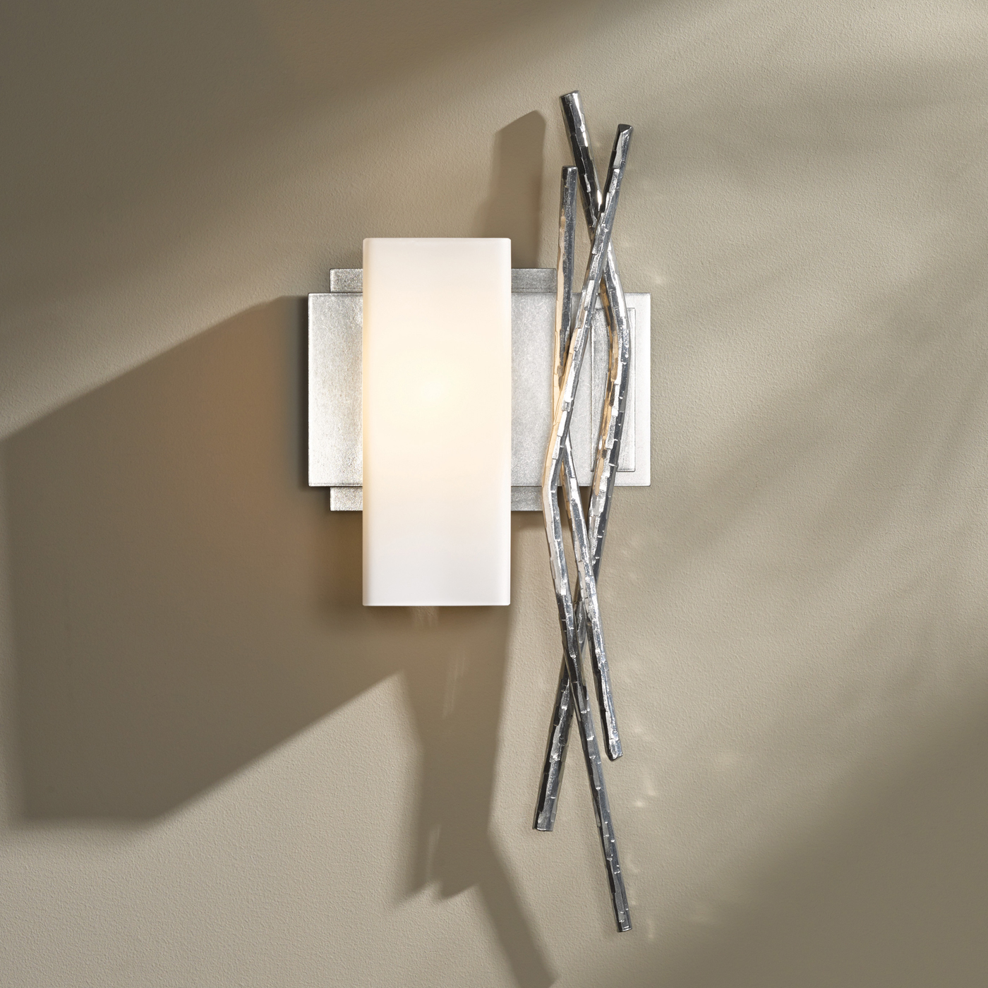Image of: Fixture Hubbardton Forge Sconce