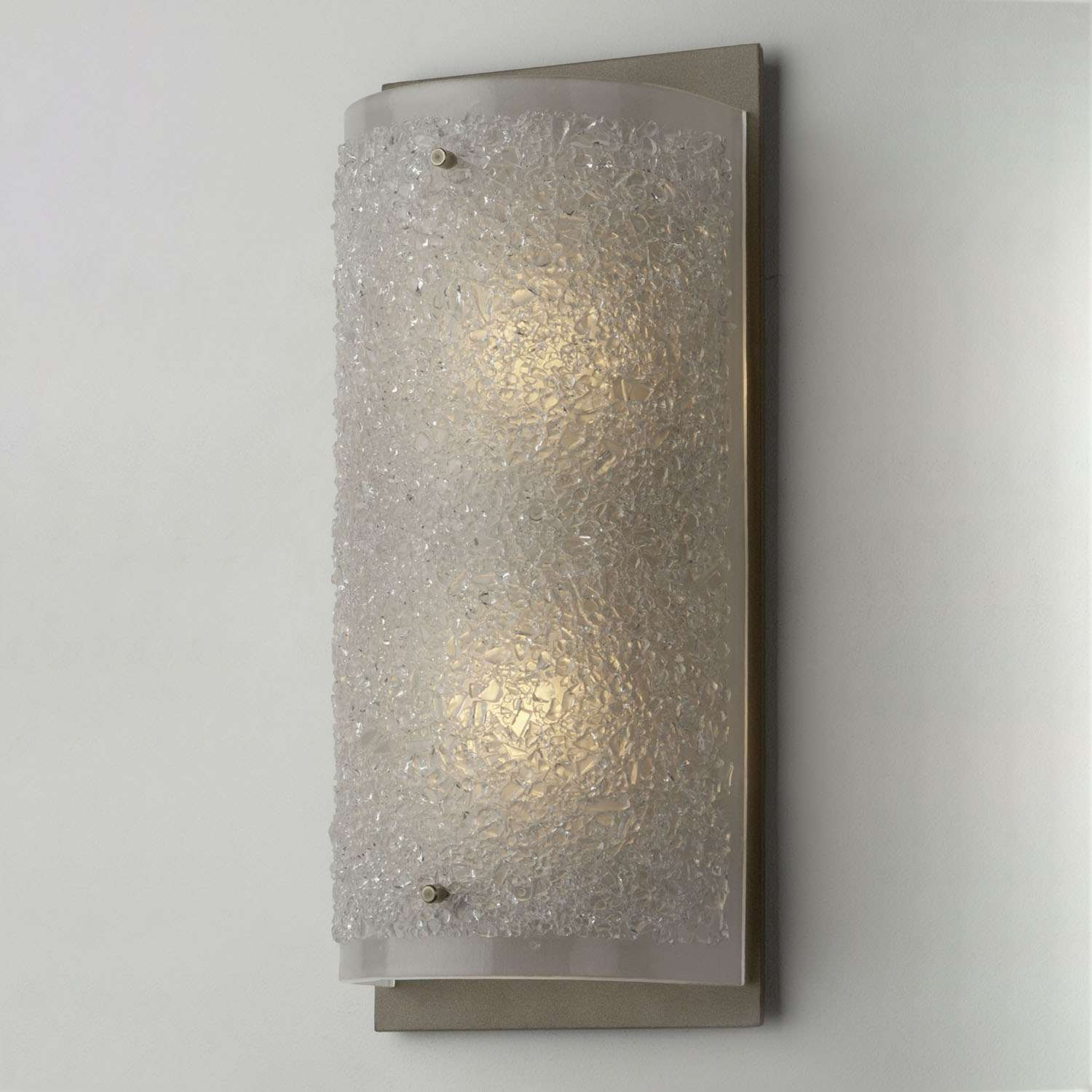 Image of: Flat Wall Sconce Covers