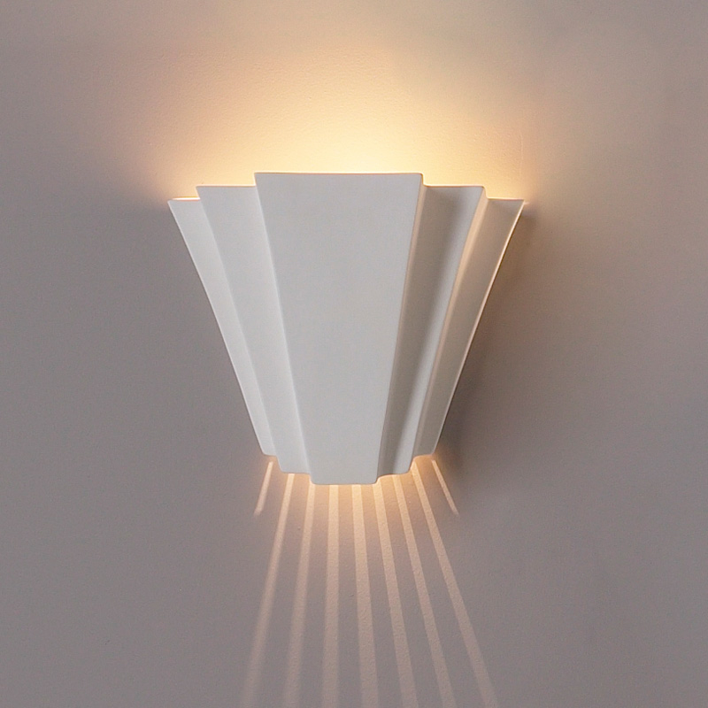 Image of: Flat Wall Sconce Home