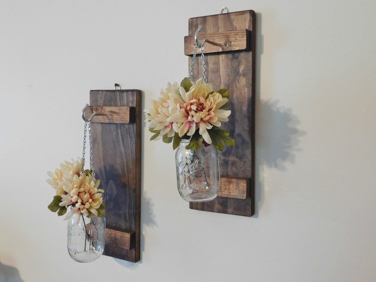 Image of: Floral Wall Sconces Ideas