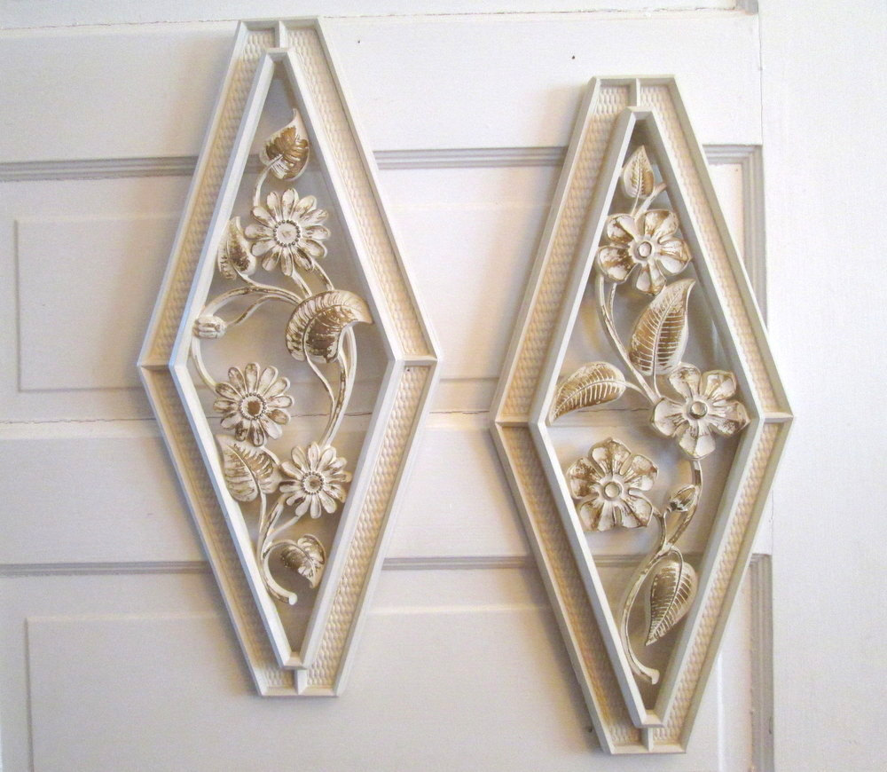 Floral Wall Sconces Plan
