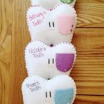 Four Tooth Fairy Pillow