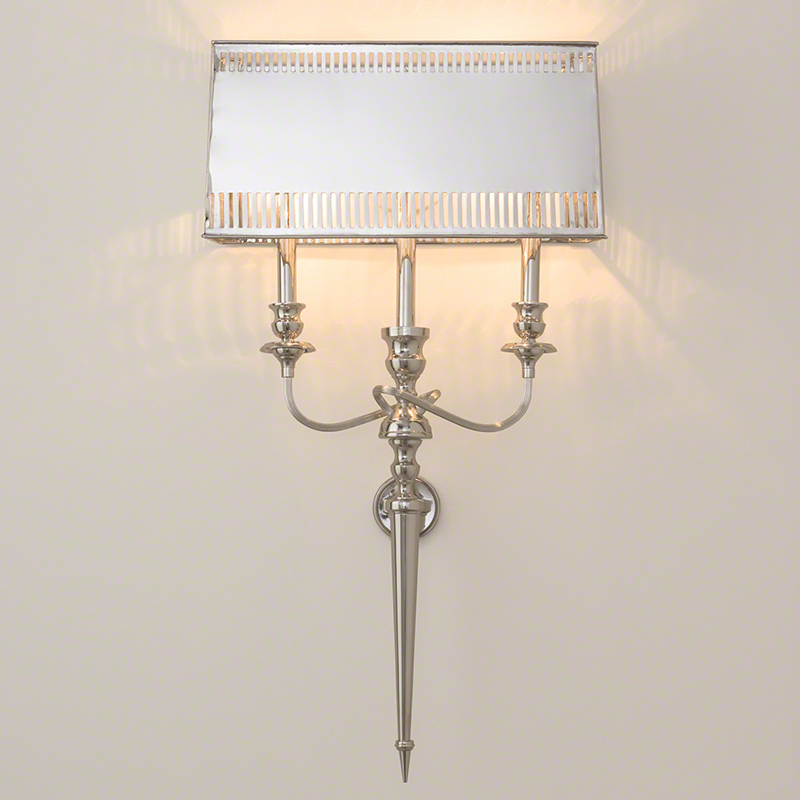 Image of: French Sconces Ideas