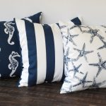 Fresh Idea Of Navy Throw Pillows