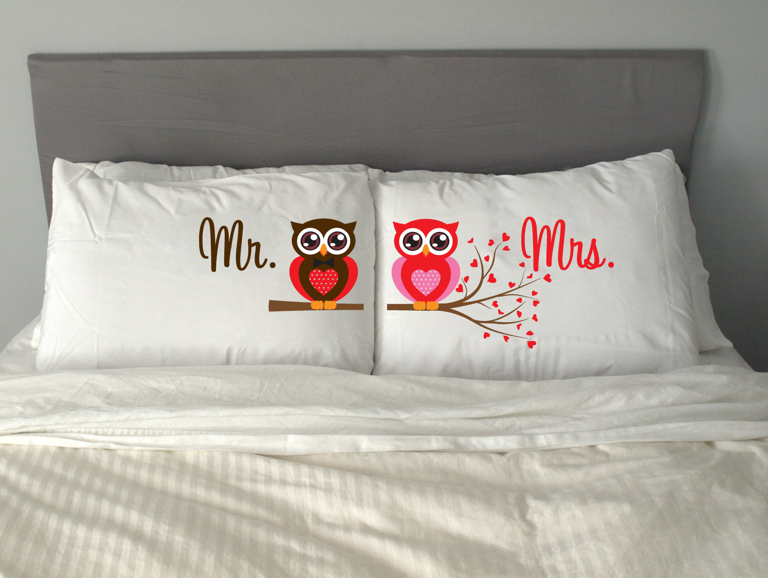Image of: Funny Owl Pillow