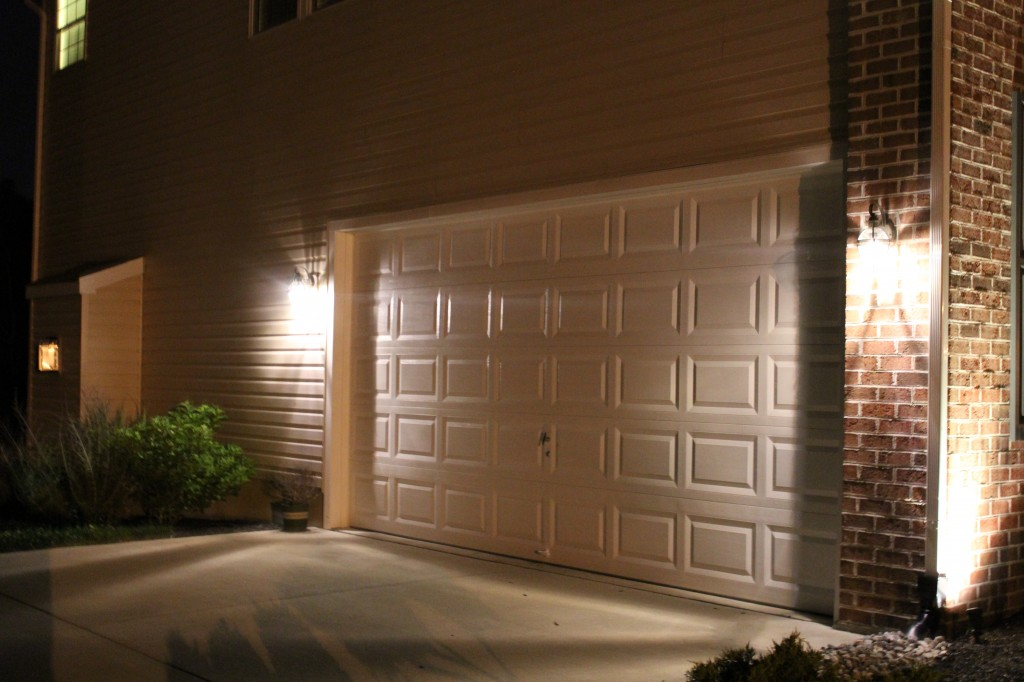 Image of: Garage Sconces Outdoor