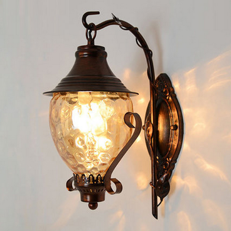 Image of: Good Corner Sconce