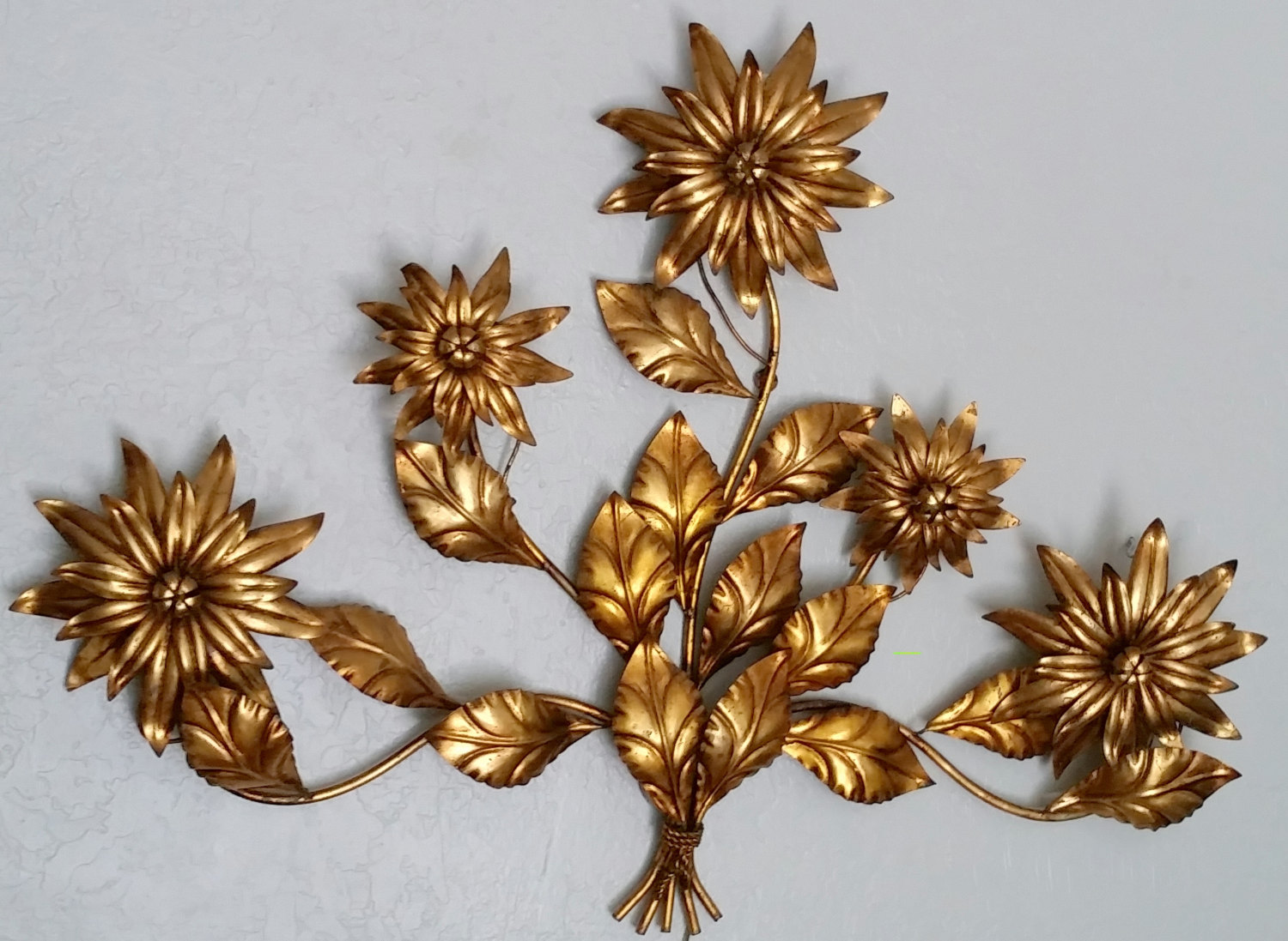 Image of: Good Floral Wall Sconces