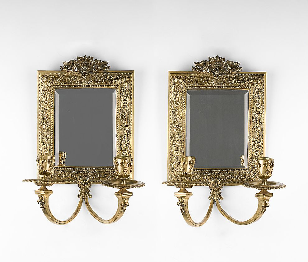 Image of: Good French Sconces