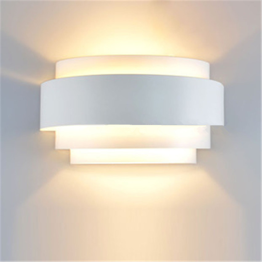 Image of: Gooseneck Wall Sconce Modern