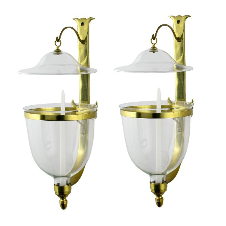 Image of: Hurricane Wall Sconces Lamps