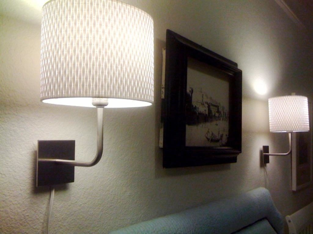 Image of: IKEA Wall Sconces