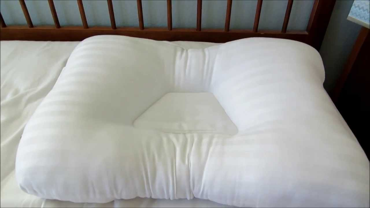 Image of: Ideal Pillow for Neck Pain
