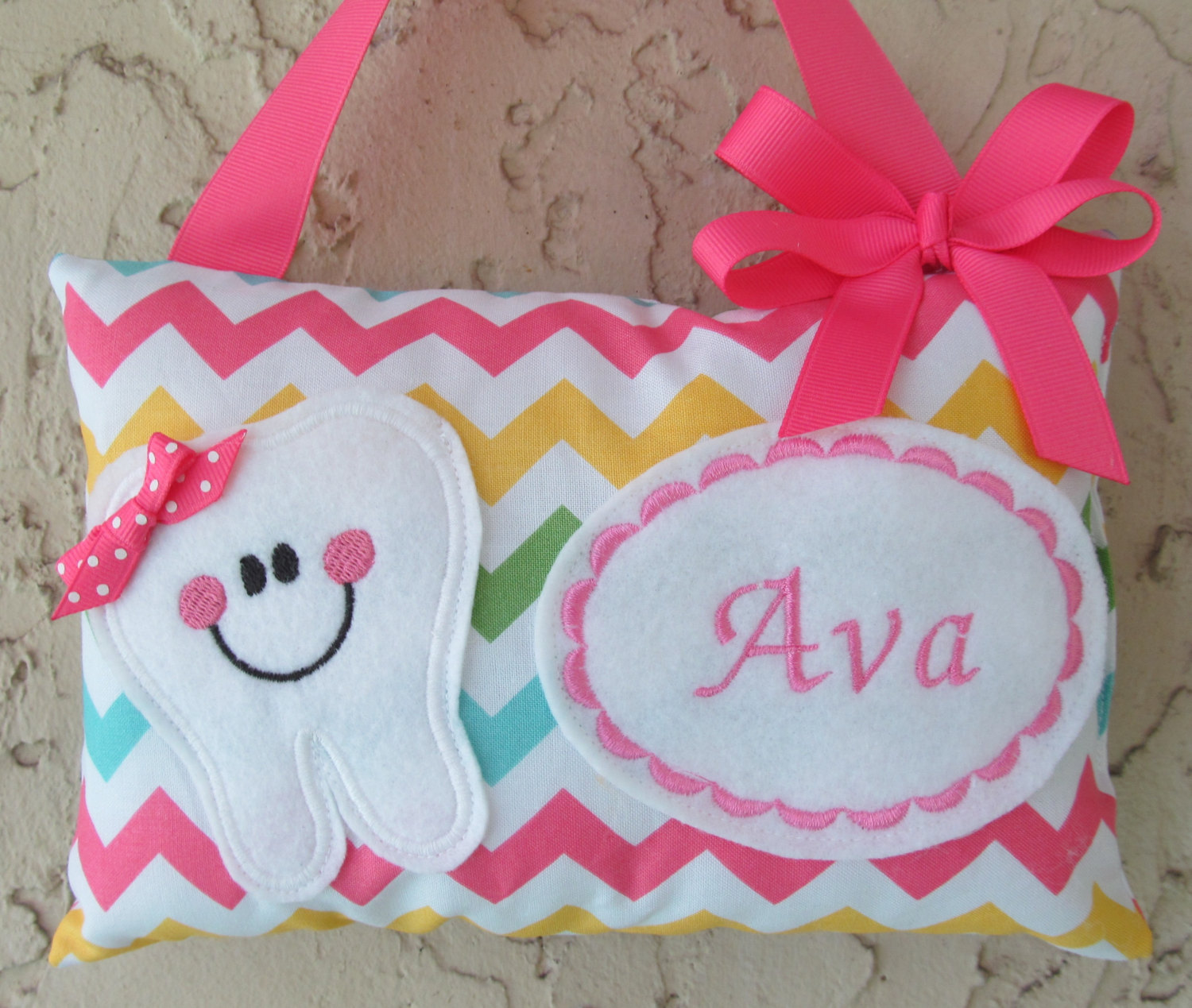 Image of: Ideas Tooth Fairy Pillow
