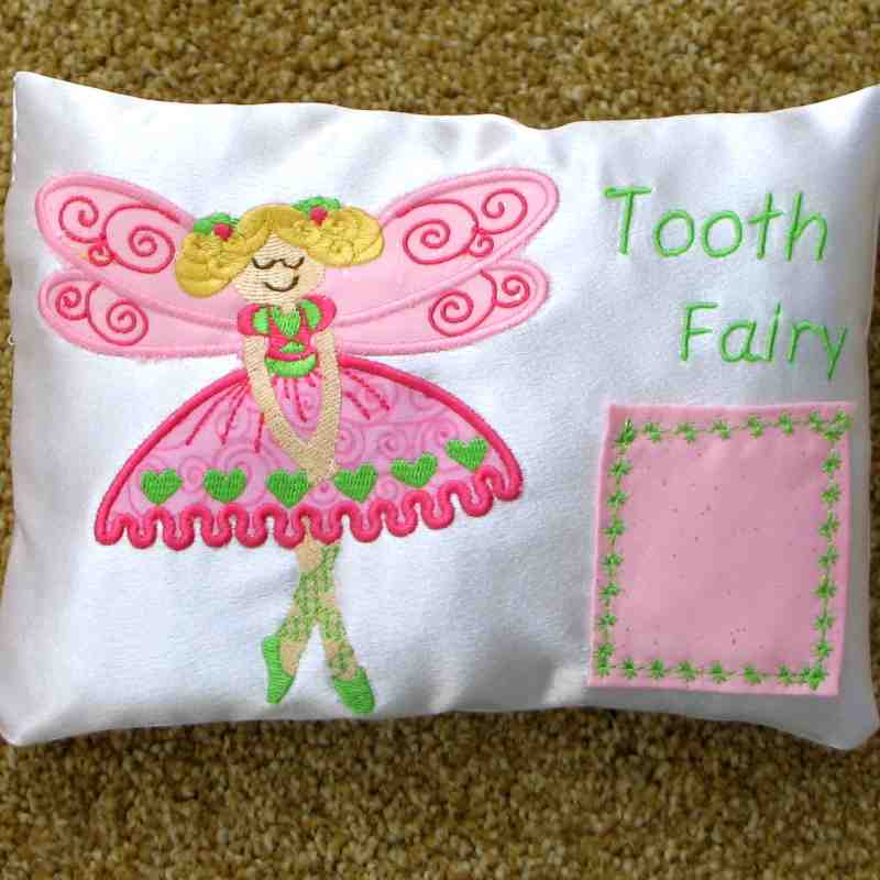 Image of: Ikea Tooth Fairy Pillow