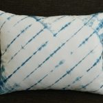 Indigo Shibori Pillows