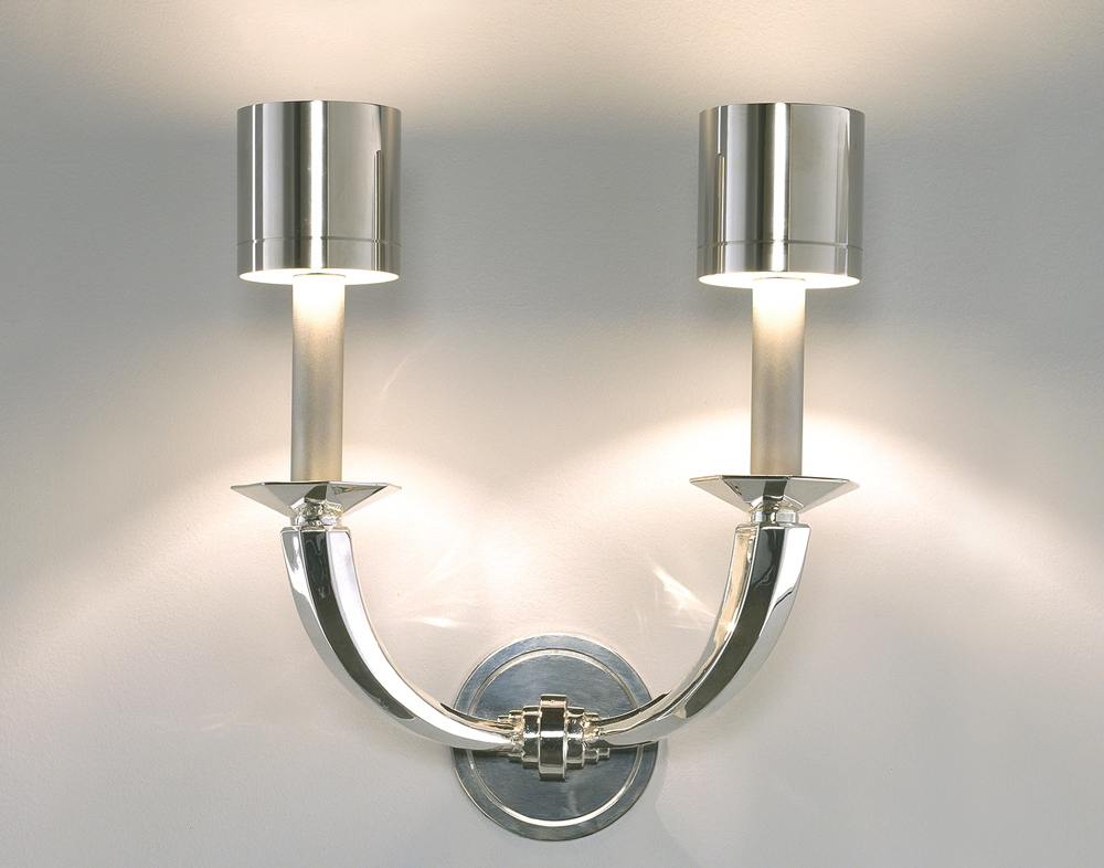 Image of: Industrial Sconce Lighting Review