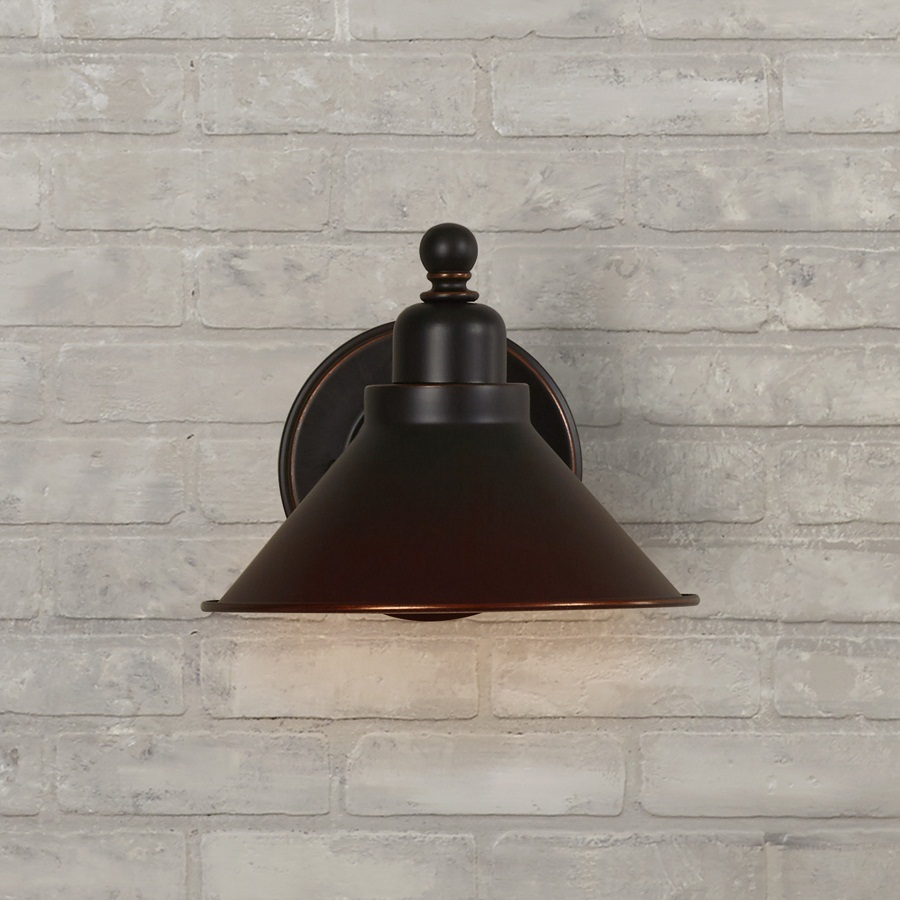 Image of: Industrial Wall Sconce Light Designs
